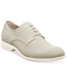 Stacy Adams Men's Wilcox Cap Stitch Oxfords