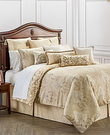 CLOSEOUT! Waterford Copeland 4-pc Bedding Collection