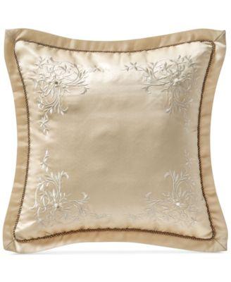 "CLOSEOUT! Copeland 16"" x 16"" Square Decorative Pillow"