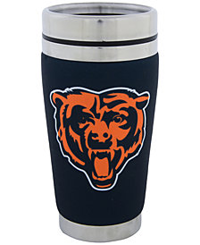 Hunter Manufacturing Chicago Bears 16 oz. Stainless Steel Travel Tumbler