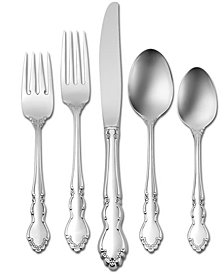 Oneida Dover 45-Piece Flatware Set