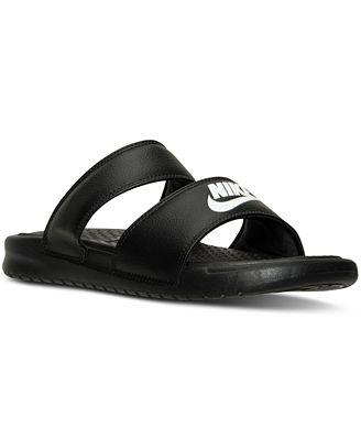 Nike Women's Benassi Duo Ultra Slide Sandals from Finish Line wgCxAM1