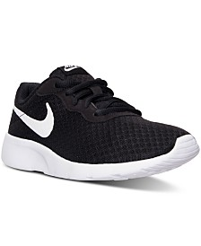 Nike Kids' Tanjun Casual Sneakers from Finish Line