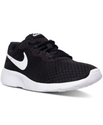 Nike Kids\u0027 Tanjun Casual Sneakers from Finish Line