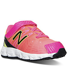 New Balance Toddler Girls' 890 v5 AC Running Sneakers from Finish Line