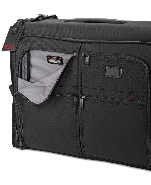6fa76486c1c5 Tumi Alpha 2 Ballistic Classic Garment Bag   Reviews - Garment ...