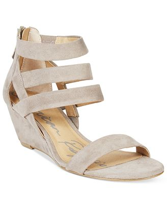 American Rag Casen Demi Wedge Sandals, Created for Macy's