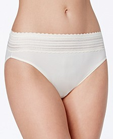 No Pinching No Problems Lace Hi-Cut Brief Underwear 5109