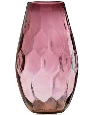 Closeout Lenox Hive Collection Large Plum Vase Bowls Vases