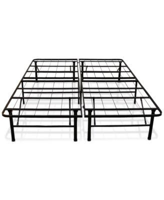 Sleep Trends Hercules California King 14 Inch Platform Metal Bed