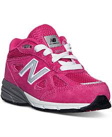 New Balance Toddler Girls' 990 v4 Running Sneakers from Finish Line
