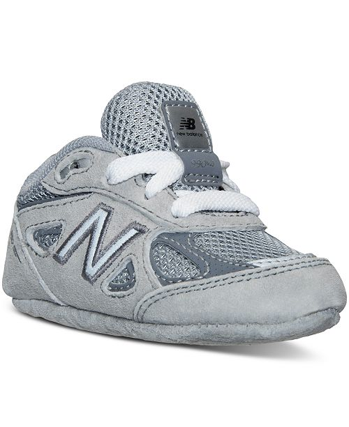best service 1ad55 d4228 New Balance Infant Boys' 990 v4 Crib Sneakers from Finish ...