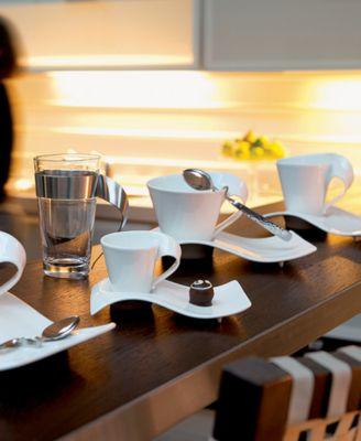 main image ... & Villeroy \u0026 Boch Dinnerware New Wave Caffe Coffee for 2 Gift Set ...