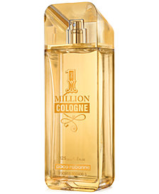 Paco Rabanne Men's 1 Million Cologne Eau de Toilette, 4.2 oz