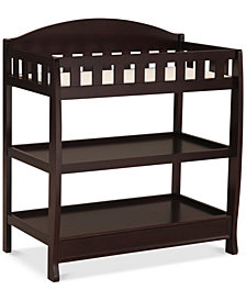 Delta Children Bentley Changing Table with Changing Pad