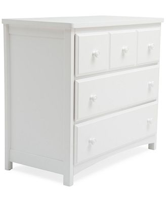 Maryan 3 Drawer Dresser Quick Ship Furniture Macy S