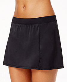 Swim Solutions Swim Skirt, Created for Macy's