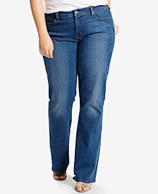 Levi's® Plus Size Classic Bootcut Jeans