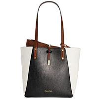 Calvin Klein Bag-in-Bag Colorblock Tote