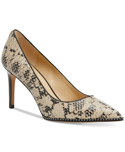 COACH Vonna Pointy Toe Pumps