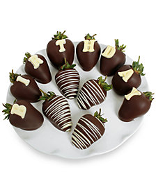 "Chocolate Covered Company 12-pc. ""Birthday"" Berry Gram"