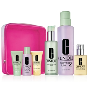 Clinique Great Skin Everywhere 3-Step Set