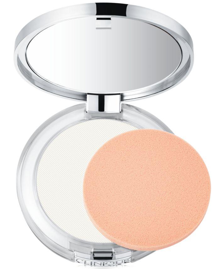 Clinique Stay-Matte Invisible Blotting Powder & Reviews - Makeup - Beauty - Macy's