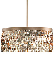 Uttermost Tillie 3-Light Pendant