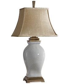 Uttermost Rory Blue Table Lamp