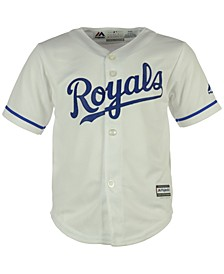Toddlers' Kansas City Royals Replica Cool Base Jersey