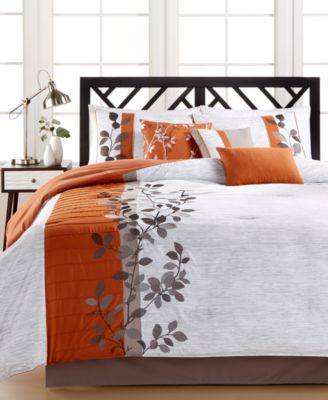 ivy 7pc comforter sets created for macyu0027s