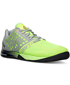 Reebok Men's Nano 5.0 CrossFit Training Sneakers from Finish Line
