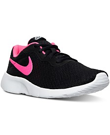 Nike Big Girls' Tanjun Casual Sneakers from Finish Line