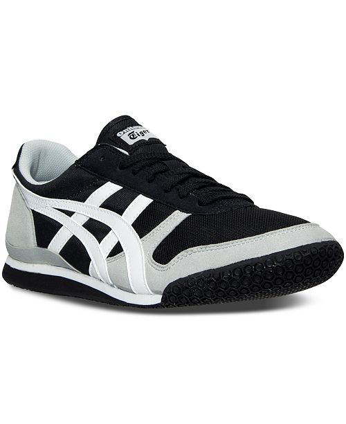 Asics Men s Onitsuka Tiger Ultimate 81 Casual Sneakers from Finish ... 75e700cee5abc