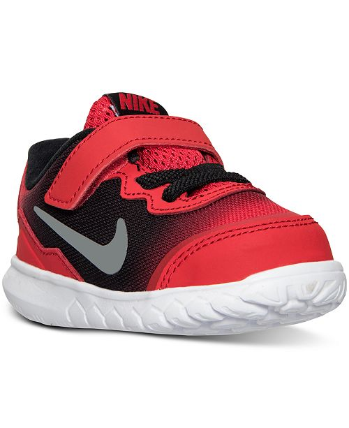 6fe6f46d878c3 ... Nike Toddler Boys  Flex Experience 4 Print Running Sneakers from Finish  ...