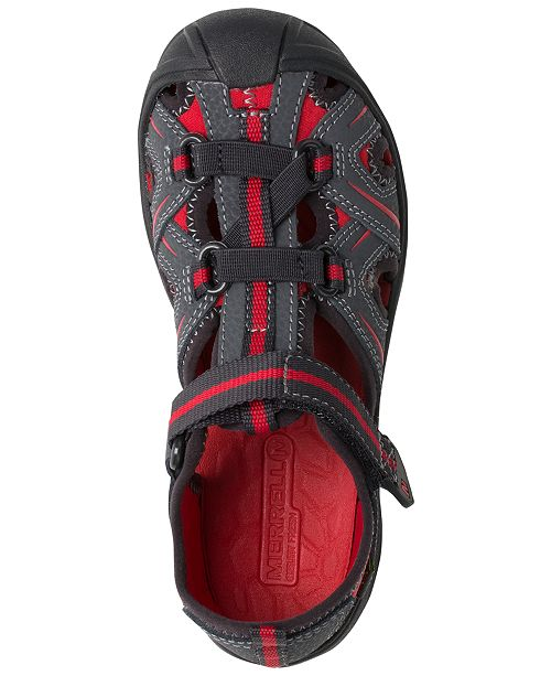 fbe0611deb9a Merrell Little Boys  or Toddler Boys  Hydro Hiker Sandals   Reviews ...