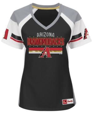 Women's Arizona Diamondbacks Draft Me T-Shirt