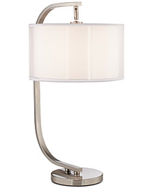 CLOSEOUT! Pacific Coast Peru Metal Table Lamp