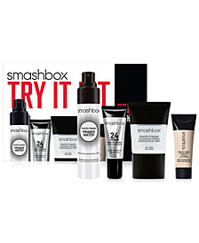 Smashbox Try It Kit: Primer Authority, A $53 Value!