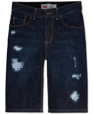 Levi's Frayed Ripped...
