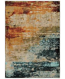 "Oriental Weavers Sedona 6365A 9'10"" x 12'10"" Area Rug"