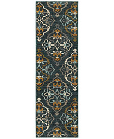 "Oriental Weavers Sedona 6368B 2'3"" x 7'6"" Runner Rug"