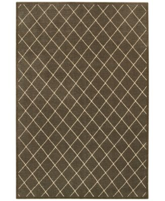 "Ellerson Diamond 3'10"" x 5'5"" Area Rug"
