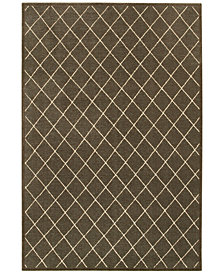 "Oriental Weavers Ellerson Diamond 5'3"" x 7'6"" Area Rug"