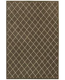 "Oriental Weavers Ellerson Diamond 7'10"" x 10'10"" Area Rug"