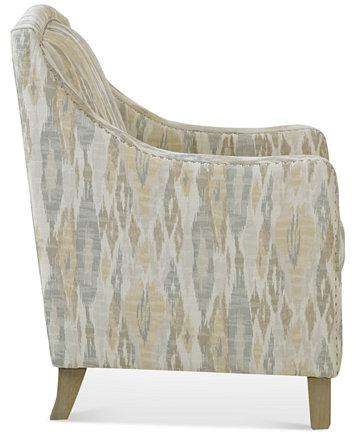 Moran Club Chair Quick Ship Furniture Macy S