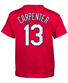 Majestic Toddlers Matt Carpenter St. Louis Cardinals Player T-Shirt