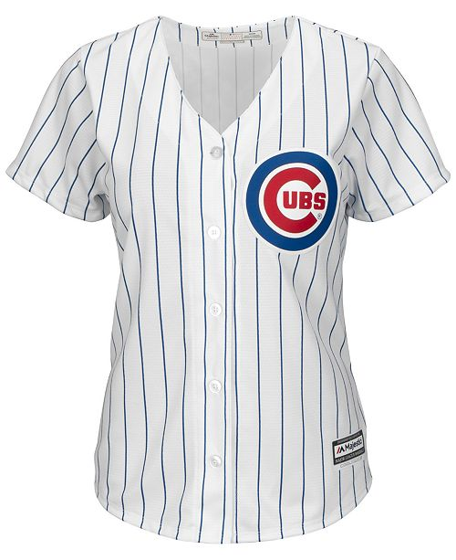 sports shoes eaebe f437d Women's Kris Bryant Chicago Cubs Cool Base Jersey