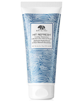 Hit Refresh Cooling Moisturizer With Hawaiian Mineral Water, 6.7 Oz by Origins