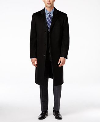 Lauren Ralph Lauren 100% Cashmere Overcoat - Coats & Jackets - Men ...